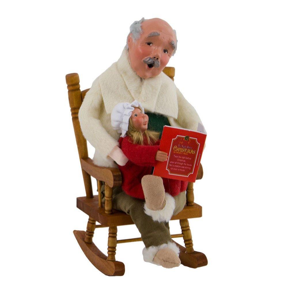 Byers Choice 'Night Before Christmas' Figurine (Grandfather)