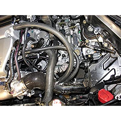 Injen Technology SP1576BLK Black Mega Ram Cold Air Intake System: Automotive