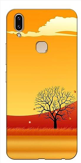promo code 3febc 6ff4e SEI HEI KI High Quality Silicon Printed Designer Back Cover for VIVO ...