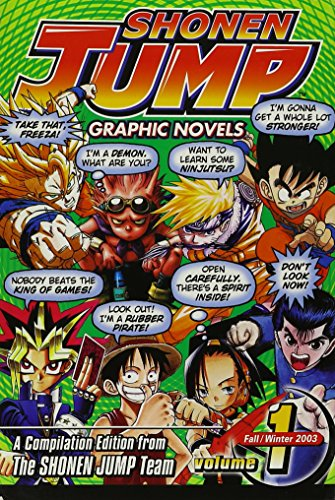 Shonen Jump, Compilation Edition (Fall-Winter, 2003)
