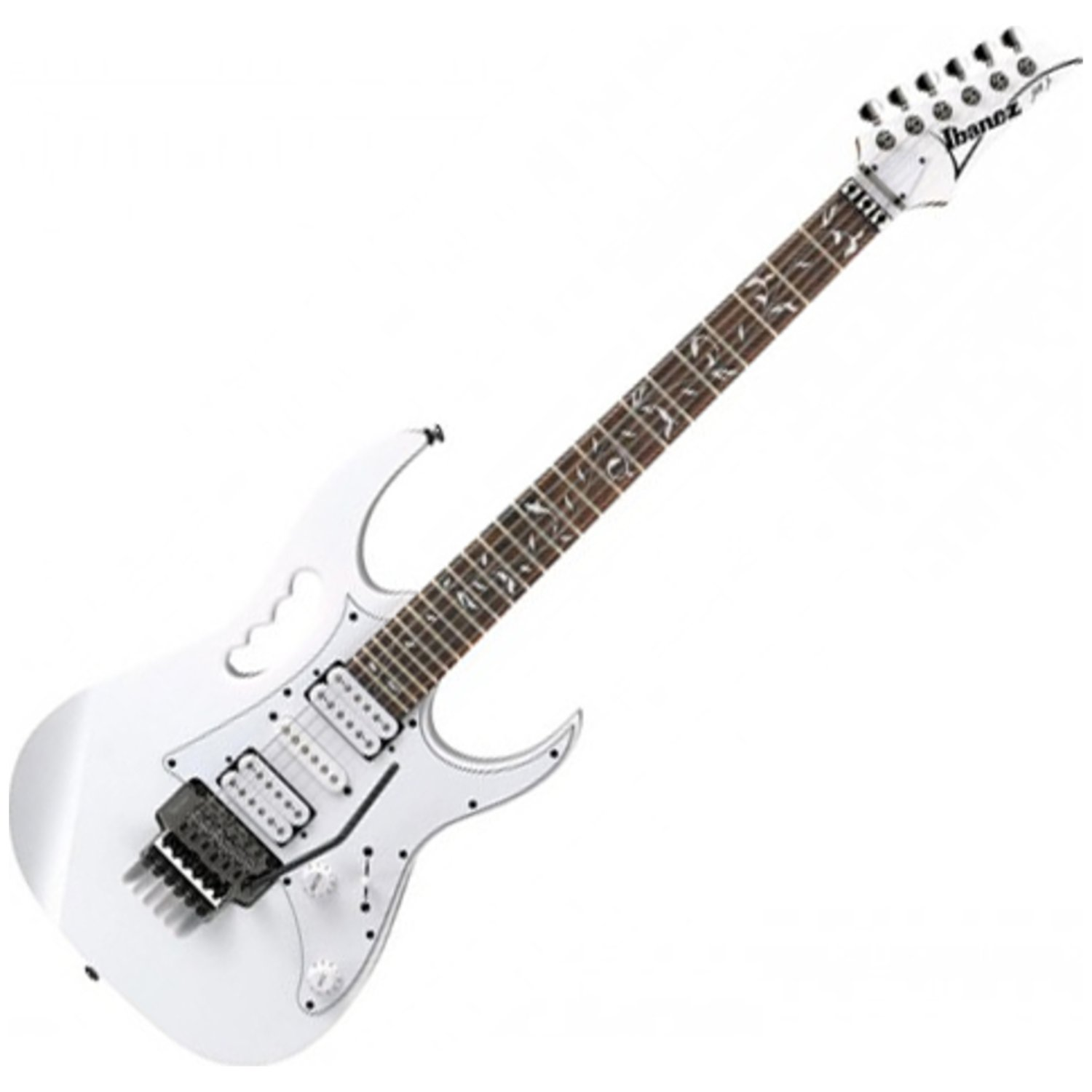 ibanez steve vai jem jr white full size electric