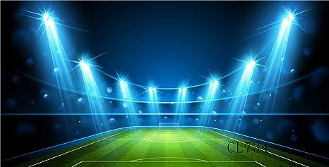Sfondo Fotografico 7x5ft21x15m Arena Di Calcio Contesto Del