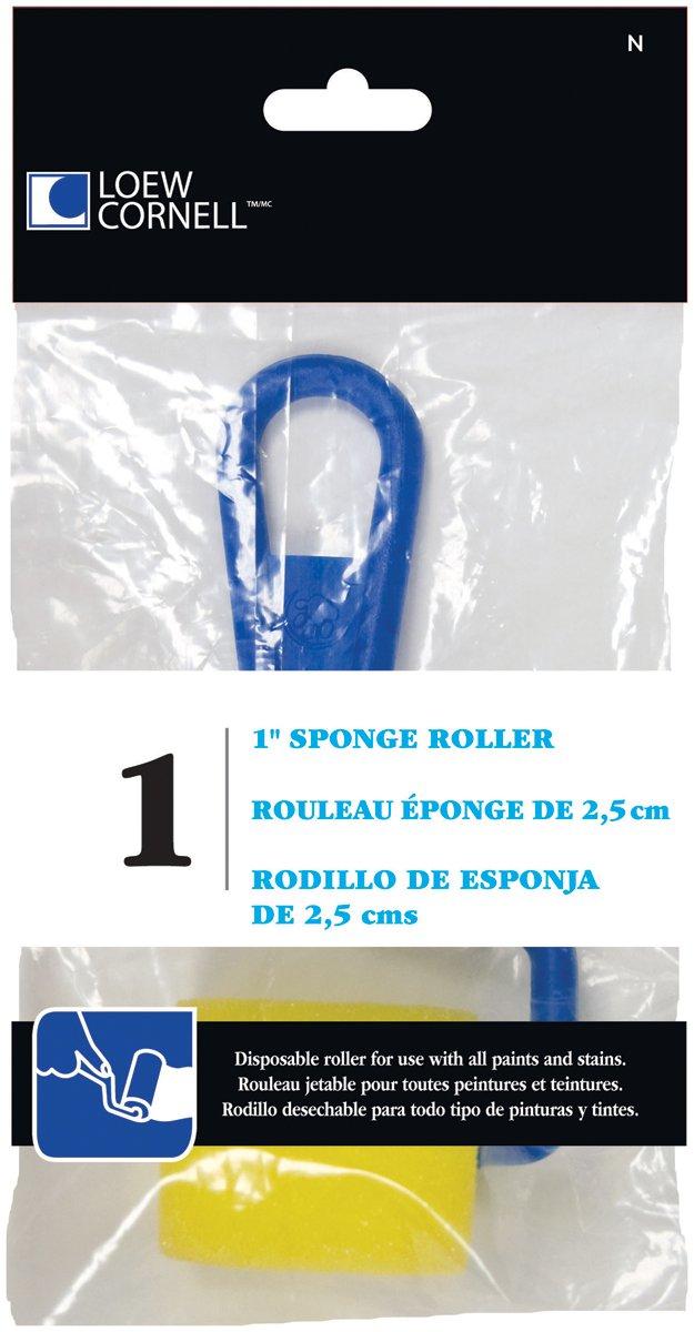 Bulk Buy: Loew-Cornell Sponge Roller 1in. (3-Pack) Inc. L1023594