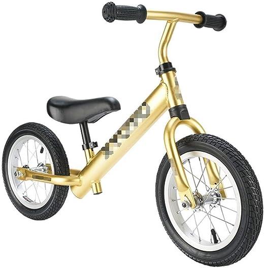 Bicicleta Sin Pedales Ultraligera Niños Equilibrio Bicicleta Niños ...