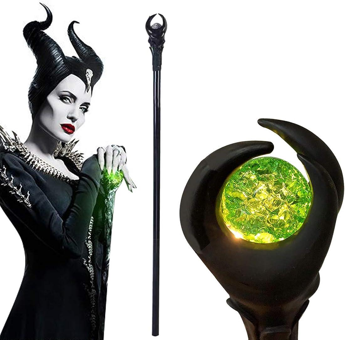 Maleficent Staff Costume Accessory Halloween Choose Your Design