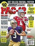 Athlon Sports 2017 College Football Pac-12 Washington Huskies/Washington State Cougars Preview Magazine