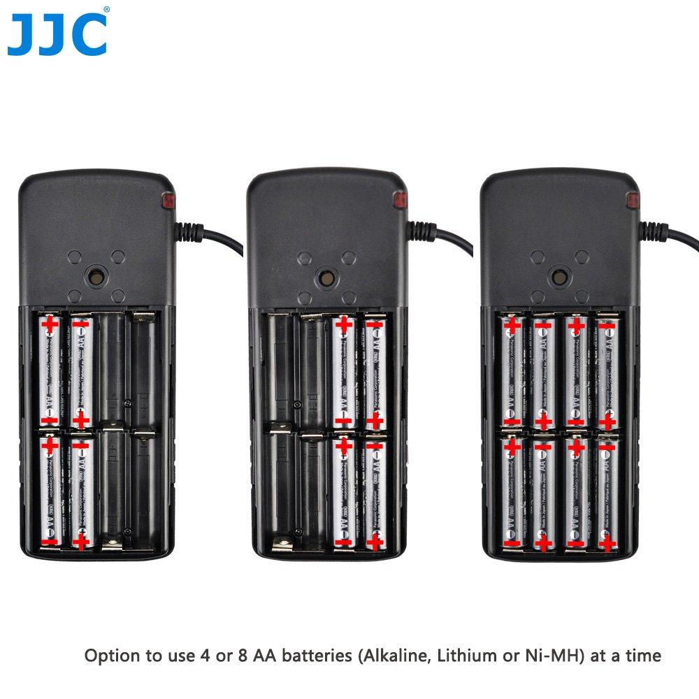 580EX II 600EX-RT Con Kit Flash Stand per Scarpe 580EX PROfoto.Trend//JJC Batteria esterna Pack per Canon Speedlite 600EX II-RT 550EX Vedere la Descrizione per gli altri Flash di Compatibilit/à