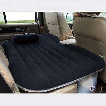 Latinaric SUV Inflable Colchón colchones de aire del coche Colchón móvil ajustable de la cama del