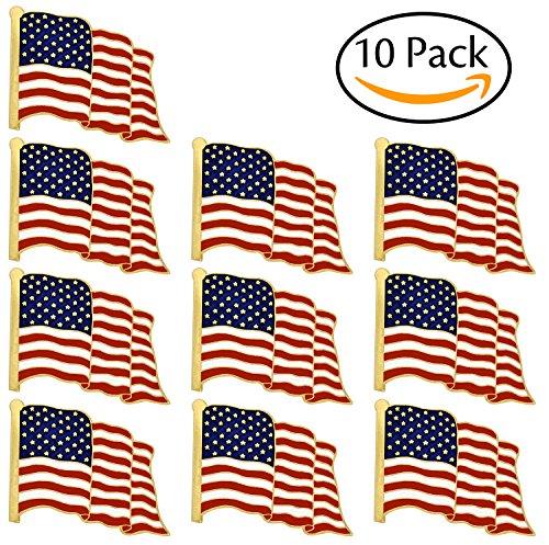 united states flag lapel pin - 6
