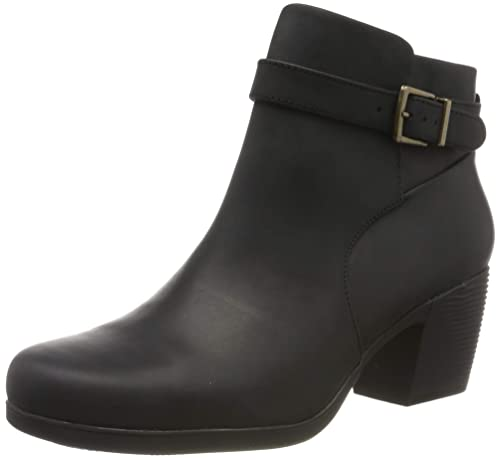 encanto de costo muy agradable auténtico Clarks Un Lindel Lo, Botines para Mujer: Amazon.es: Zapatos y ...