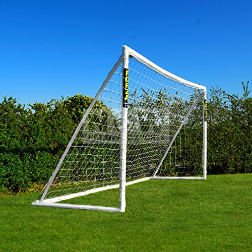 x6 - The ultimate home soccer goal! Leave up in all weathers & takes 1000s of shots! ()