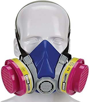 respirator safety mask