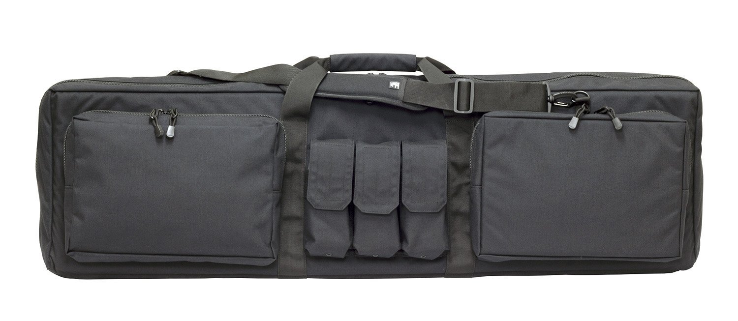 Elite Survival Systems Assault Systems Double Agent Rifle Case 43'' Elite Survival Systems DOC43-B Assault Systems Double Agent Rifle Case 43'' Black by Elite Survival Systems