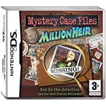 Mystery Case Files Millionheir (DS) (UK IMPORT) by Focus Multimedia Ltd