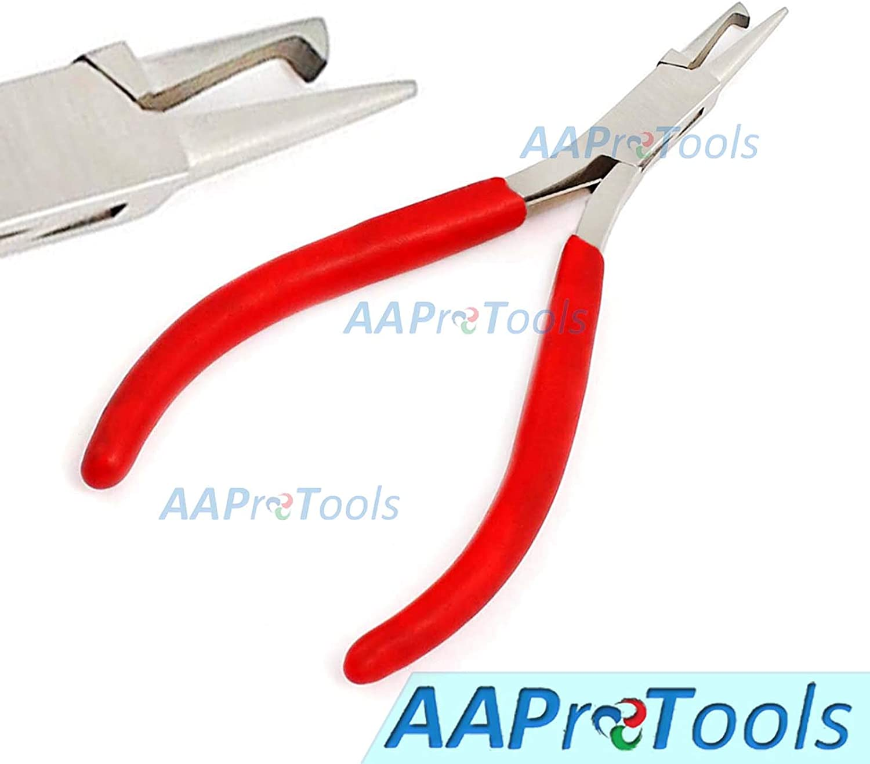 Multi-Purpose Split Ring Opener Mini Jewelry Pliers Crimping Crimper Pliers Tool