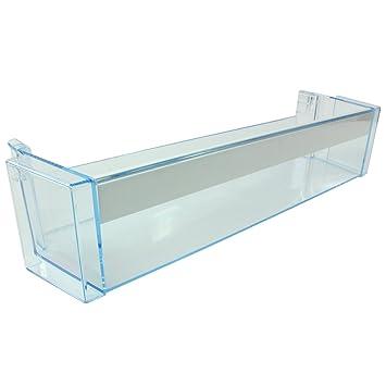 Bandeja SPARES2GO para estante de puerta principal de frigorífico Bosch. Fitment List A: Amazon.es: Hogar