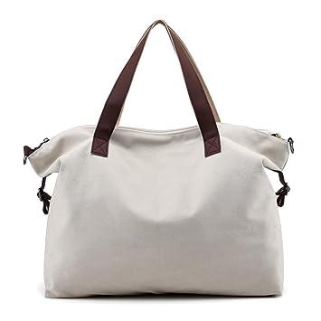 design intemporel 731c9 af589 Young & Ming Grande toile Femme Sac bandoulière Handbag Cabas Sacs portés  main Sacs portés épaule