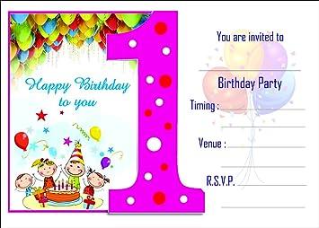 Ace birthday invitation card on metallic sheet pack of 50 cards ace birthday invitation card on metallic sheet pack of 50 cards nbc 001 stopboris Choice Image