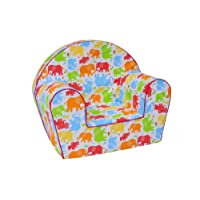 Childrens Chair Armchair Sofa Seat Stool for Kids Toddlers Childs High-Quality Sofa seat