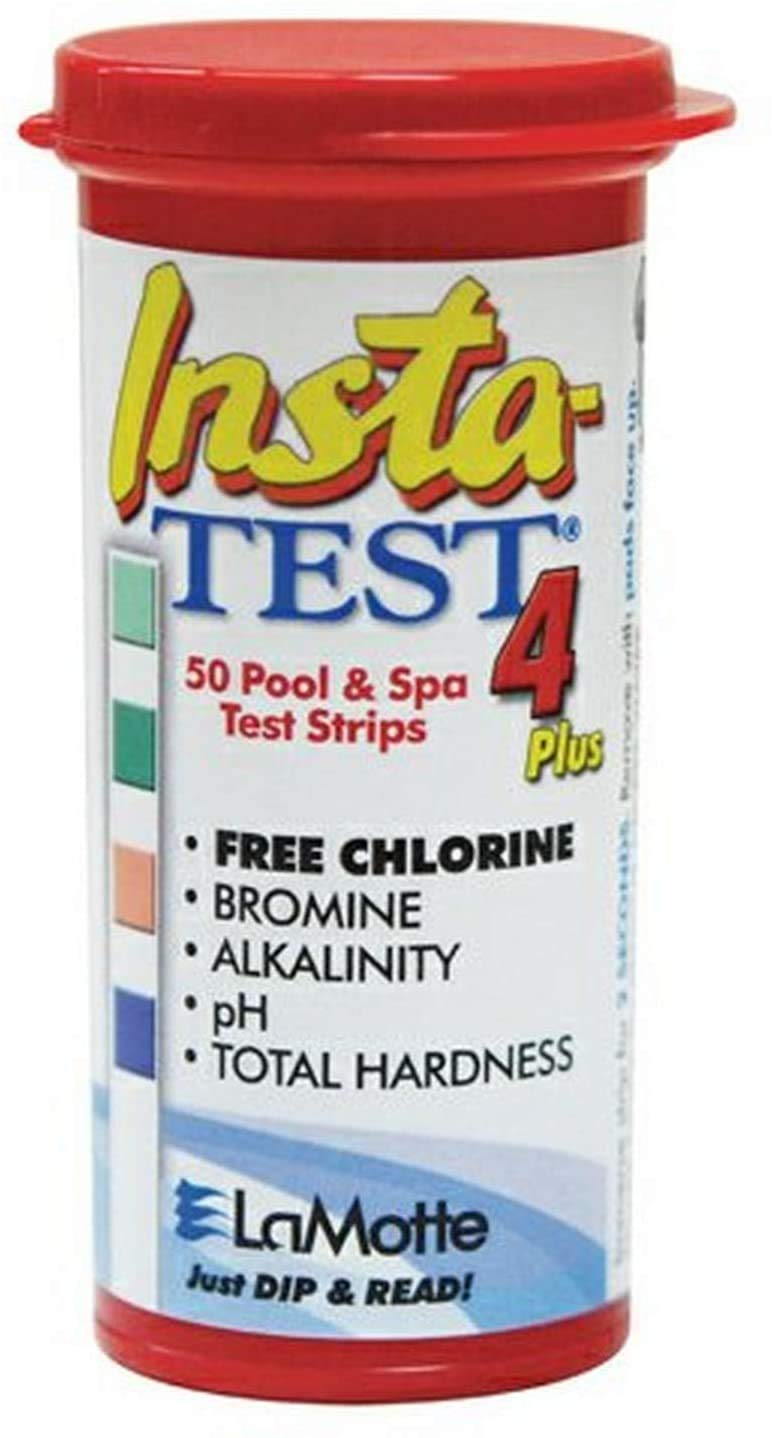 2x Perfect Pools 5, Chlorine, Bromine, Alkalinity, pH, Total Hardness Testing