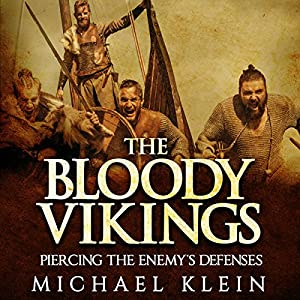 The Bloody Vikings Audiobook