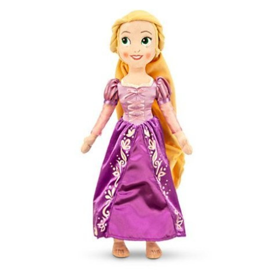 Disney Tangled Rapunzel Plush Toy 21
