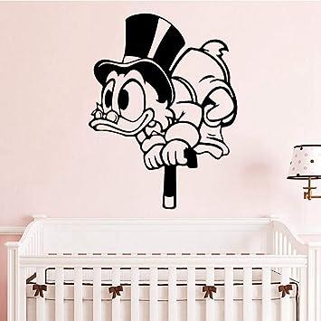 Amazon Com Tioua Donald Duck Wall Stickers Wall Art Decor