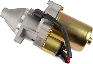Starter Motor Compatible with Afron Allmand Toro,Honda GX340 GX390 GX420 11HP 13HP 16HP EM5000 EM6000 EB6500 Generator Replace Part Number 31210-ZB8-0130, 31210-ZE3-013, 31210-ZE3-023,DB5B6,DB5B8