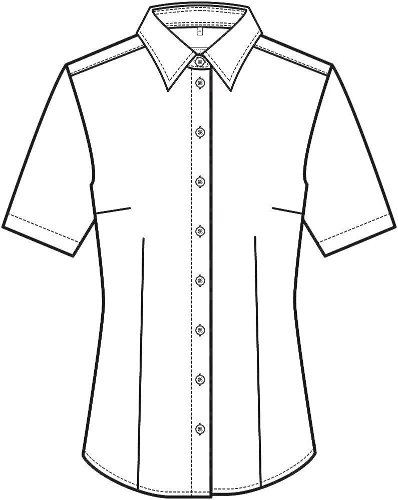 Weiß Und Ein Langes Leben Haben. PräZise Bluse In Gr. 60 Farbe