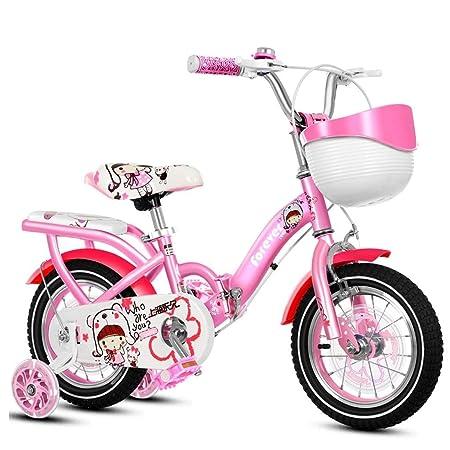 Showkig Las bicicletas de bicicletas de niña cochecito de ...