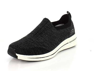 Amazon.com | Skechers Men's Burst 2.0 Haviture Black 2 7.5 D US | Fashion  Sneakers