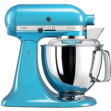 KitchenAid Küchenmaschine Artisan 4,8L Cristall Blau