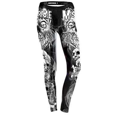 05e1baacefdeb SGMORE ❤ Printed Yoga Pants High Waist Plus Size Workout Leggings Tommy Control  Capris for Women Hand Crafted Design at Amazon Women's Clothing store: