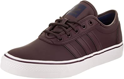 adidas Mens Adi-Ease Lace Up Skate Sneakers Shoes Casual - Burgundy