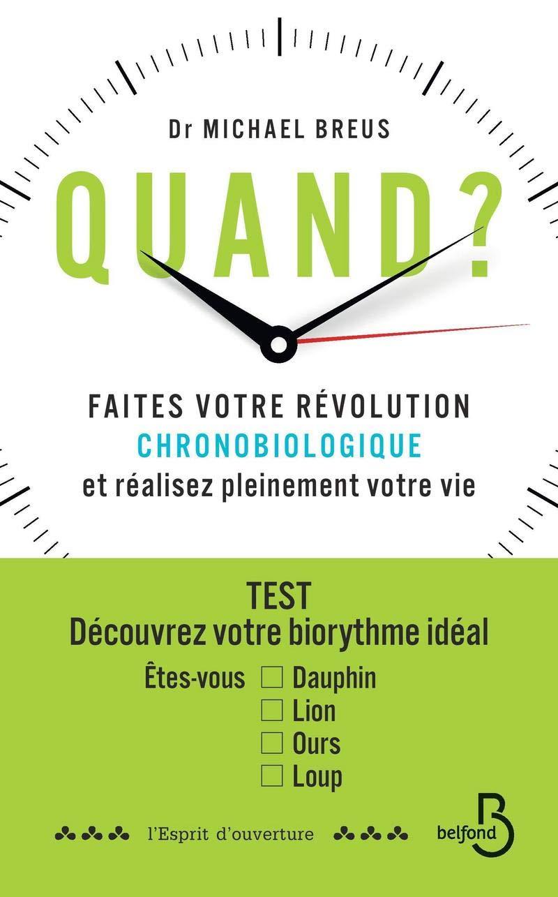 Amazon.fr - Quand ? - BREUS, Michael, ROYER, Chloé - Livres
