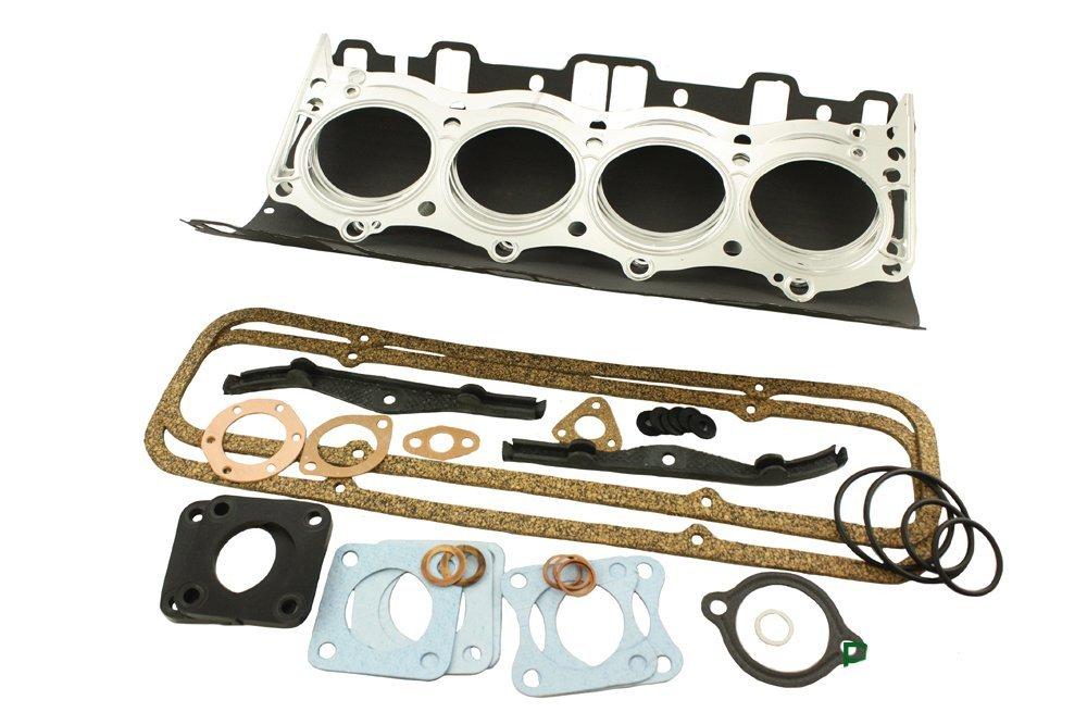 Bearmach include originale stile metallo testa guarnizione guarnizione Decoke set Series III 109 90 110 Defender 90 & 110 Discovery Series 1 Range Rover Classic V8 benzina modelli BR 3175