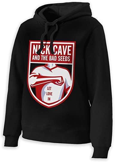 Nick Cave and The Bad Seeds Sudadera con Capucha ...