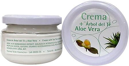 Thermal Teide 160100 - Crema de árbol del té y aloe vera