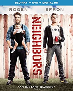 Cover Image for 'Neighbors (Blu-ray + DVD + DIGITAL HD with UltraViolet)'