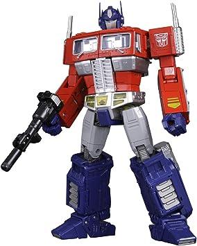 Transformers Masterpiece MP-10 Convoy (Optimus Prime) w/ Trailer ...