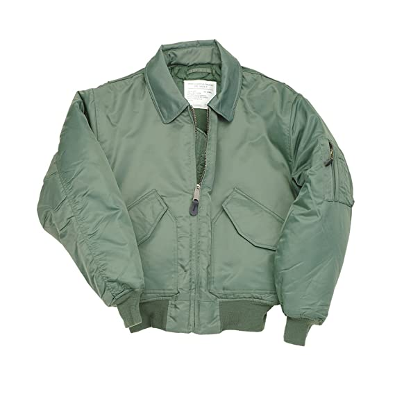 30d34f1a07f Delta MA2 CWU Bomber Flight Jacket  Amazon.co.uk  Clothing