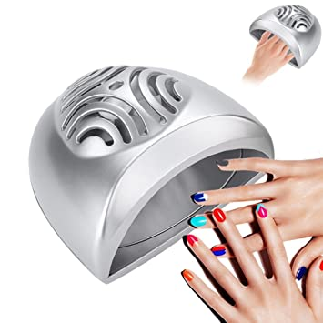 Amazon.com : Nail Dryer Fan, Nail Blower Portable Manicure Tool ...