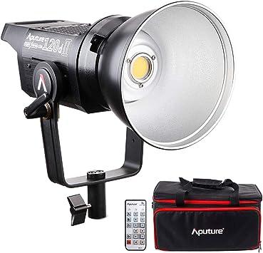 Aputure LS C120D II 180W LED Continuous Video Light Daylight CRI96 Bowens Mount