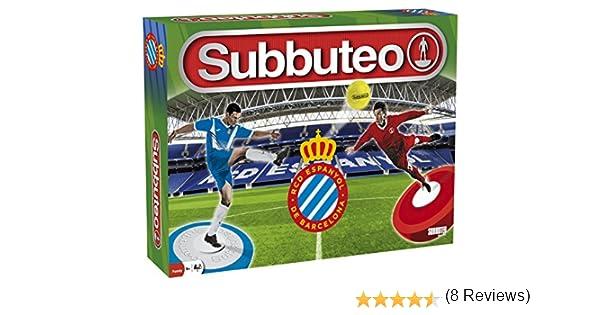Eleven Force Subbuteo Playset RCD Espanyol (63508), Multicolor ...