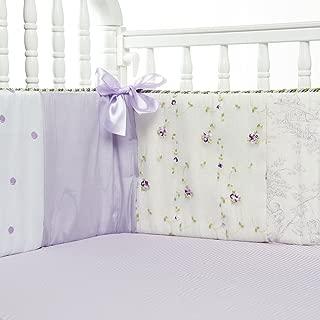 product image for Glenna Jean Penelope Bumper, Lavender/Mint/White