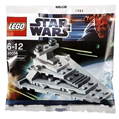 LEGO Star Wars Mini Building Set #30056 Star Destroyer Bagged: Toys & Games