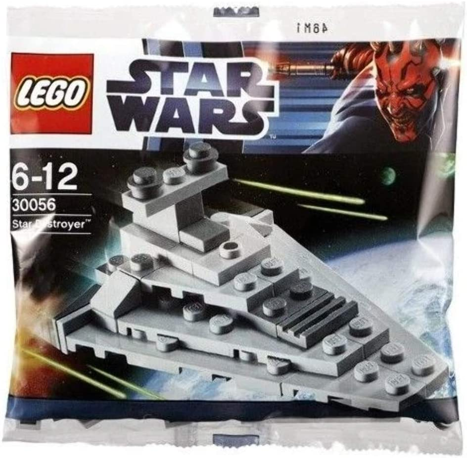 LEGO Star Wars Mini Building Set #30056 Star Destroyer Bagged