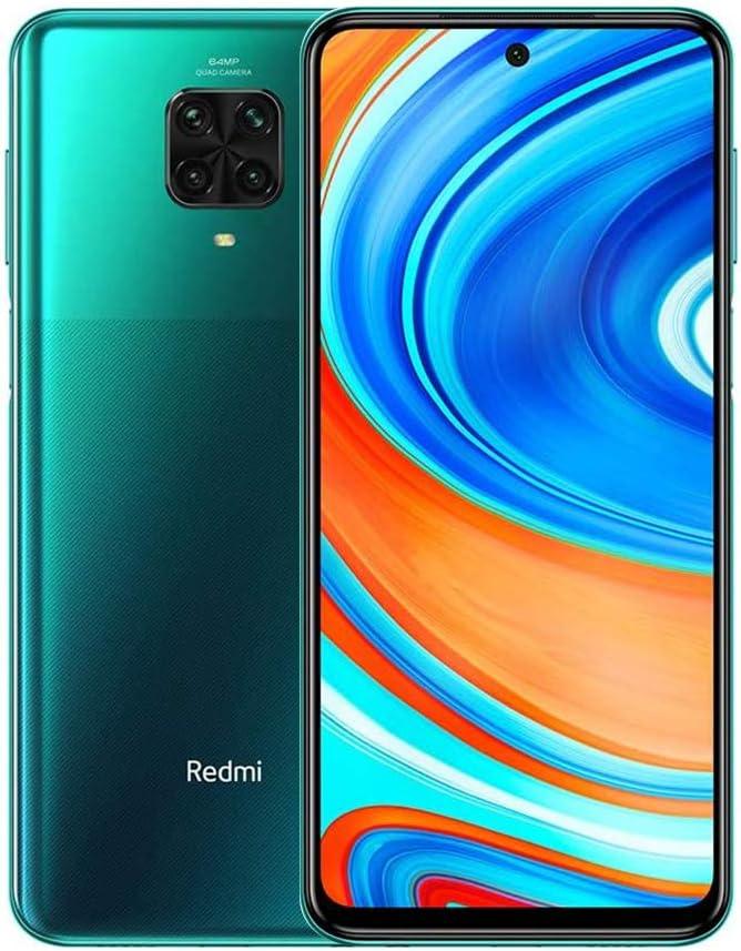 Xiaomi Redmi Note 9 Pro Smartphone 6 67 Zoll Dotdisplay 6gb 128gb 64mp Ai Quad Camera 5020mah Typ Nfc Grün Globale Version Xiaomi Elektronik