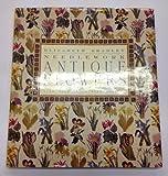 Needlework Antique Flowers, Elizabeth Bradley, 0517593718