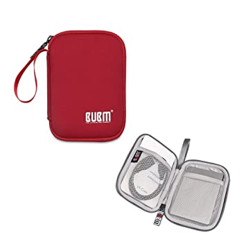BUBM Travel Digital Storage Bag USB Charger Case Cable Organizer For Ipad PL Puzzles & Geduldspiele